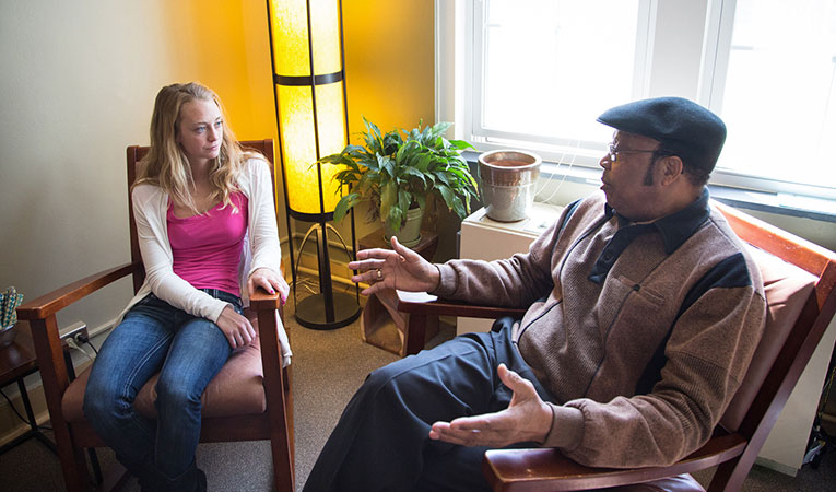 compare individual counselling and family therapy Cognitive behavioral therapy has two components: cognitive therapies and behavioral therapies cognitive therapy is about how clients interpret the world around them, the environment and situations with which they are faced, and how these cognitive interpretations shape.
